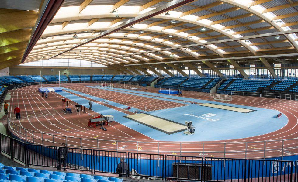 Gallur pista atletismo