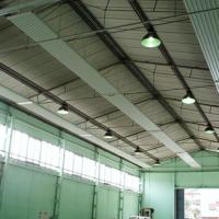 Paneles radiantes de vapor VAPORAD