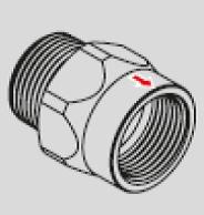 GST MH Válvula exceso de caudal multicapa