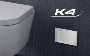 sistema de distribución e interceptación sanitaria K4